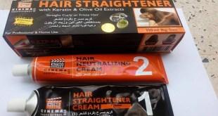 حذاري من اقتناء كريم شعر مقلد يسوّق حاليا في السوق الوطنية