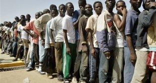 ترحيل 630 لاجئا ماليا يشكلون الفوج الثاني من المهاجرين المعنيين بعمليات الترحيل إلى بلادهم بطلب منهم