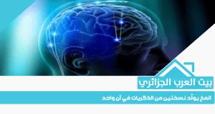 المخ يولّد نسختين من الذكريات في آن واحد