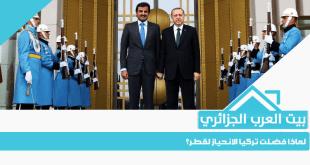 لماذا فضلت تركيا الانحياز لقطر؟