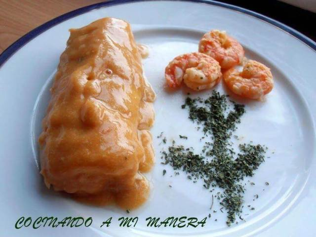 merluza-en-salsa-de-gambas-cocinando-a-mi-manera