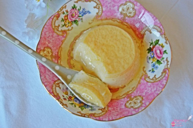 flan de miel - mayte's sweet