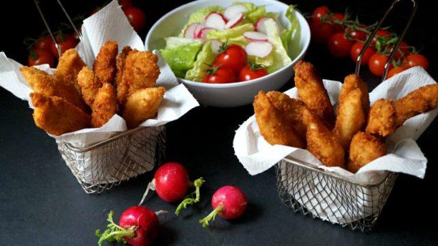 Fingers de pollo - anna receta