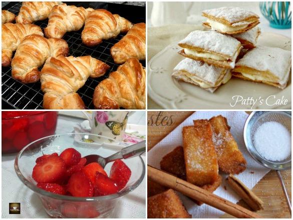 Postres y dulces con 3 ingredientes