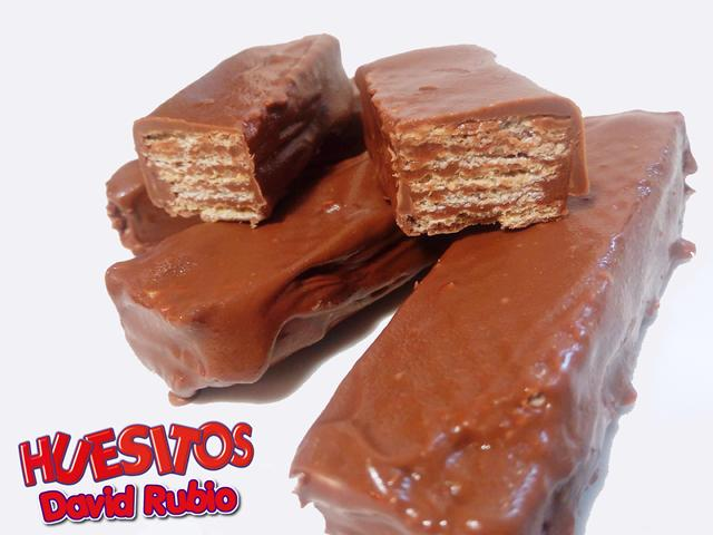 Huesitos caseros