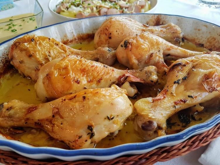 La cocina de Pedro y Yolanda