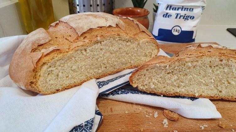 El mejor pan casero hecho en casa