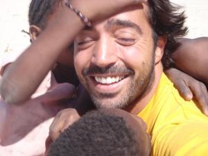 Niños de Mozambique