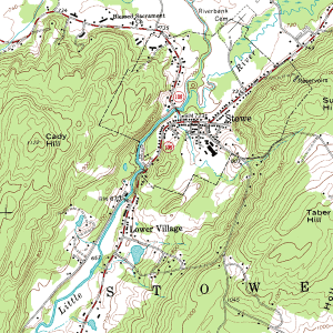 We typically spend more time in the valleys than on the steep slopes or summits. Wikipedia image