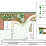 Diseño de jardín en San Vicente del Raspeig – Zona de barbacoa