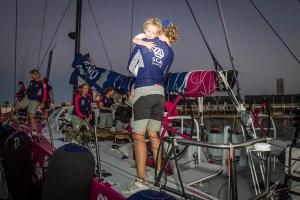Volvo Ocean Race. Agenda 7 Octubre @ Zona Volvo. Puerto de Alicante