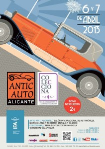 Cartel de Antic Auto.