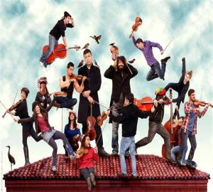 Ara Malikian, La Orquesta en el Tejado . Teatro Principal de Alicante @ Teatro Principal de Alicante