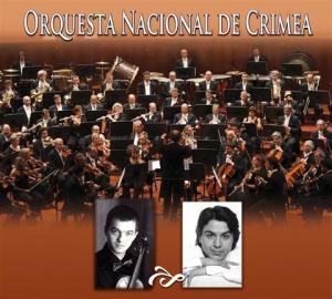 Concierto de año nuevo. Orquesta Nacional de Crimea