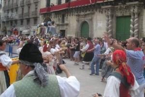 la dansá14 de junio