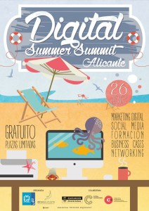 Digital Summer Summit Alicante @ LAS CIGARRERAS