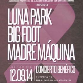 II Festival pop-rock Benéfico Contra el Cáncer de Mama @ LAS CIGARRERAS | Alicante | Comunidad Valenciana | España