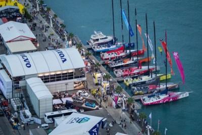 Volvo Ocean Race 2014.Credit Ainhoa Sánchez Volvo Ocean Race