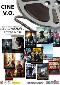 Cine en V.O.: Practica inglés en el Centro 14 @ Centro 14 | Alicante | Comunidad Valenciana | España