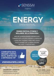 Senssai Energy Open Festival, @ Senssai Energy Open Festival   Alicante   Comunidad Valenciana   España
