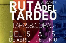 I Ruta del Tardeo. Tapas & Copas @ Alicante | Comunidad Valenciana | España