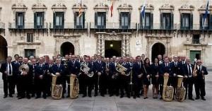 CONCIERTO DE LA BANDA SINFÓNICA MUNICIPAL EN LAS CIGARRERAS. @ Centro Cultural Las Cigarreras   Alicante   Comunidad Valenciana   España