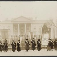 PicketingWhiteHouse