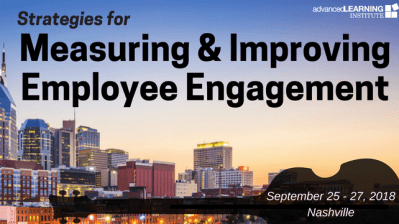 Measuring & Improving Employee Engagement | Nashville