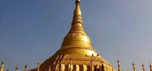 Shwedagon Paya Featured