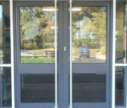 Aluminium Door Repairs - Hull