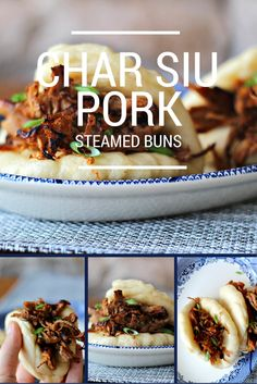 These char siu pork buns are ideal for feeding a crowd. Go all out authentic or take the easy option, this recipe has two ways.