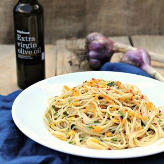 courgette olio aglio   www.alifeofgeekery.co.uk