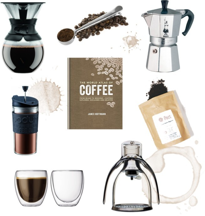 What to buy a coffee lover. 9 gifts for coffee fanatics | www.alifeofgeekery.co.uk