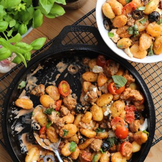 Easy weeknight gnocchi recipe