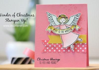 Stampin' Up! Wonder of Christmas