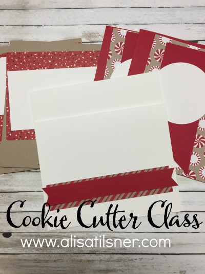 Cookie Cutter Class by Mail