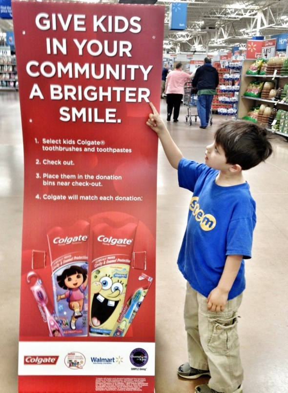 #cbias, #Champions$Kids, #Colgate, #diningwithdeb, #Social Fabric, #WalMart. Champions for Kids, Colgate, bright smiles bright futures, central arkansas, dental care, ten dollar tuesdays