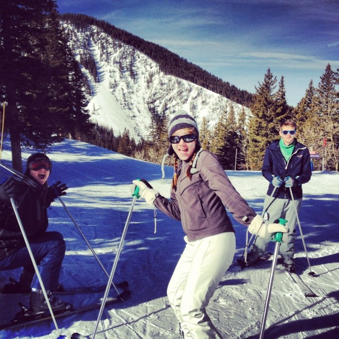 taos ski valley, spring break, new mexico, ski, family vacations