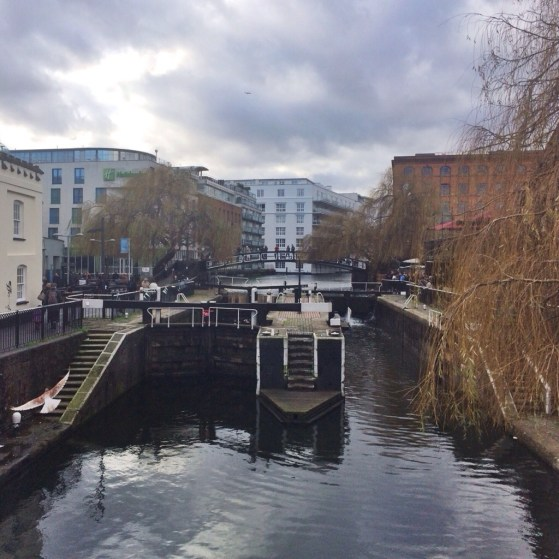 Snapshots of London, Camden Town, Camden Market