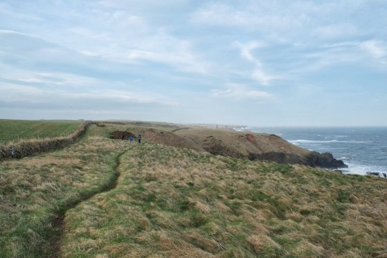 #48walks, Collieston, Scotland, North Sea