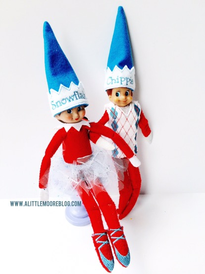 Christmas In July {A Little Moore Elf Shop Update}