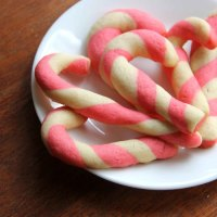 Candy Cane Cookies!
