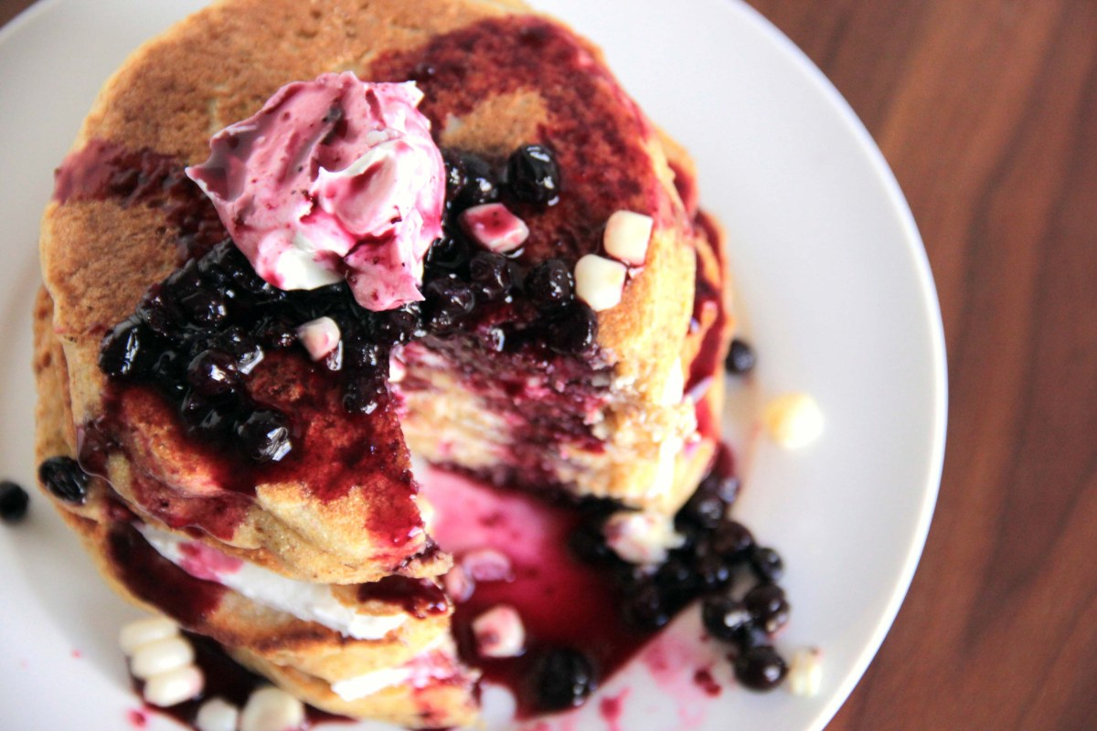 Fit Fridays: Clean Up Your Pancakes and Waffles + Recipe