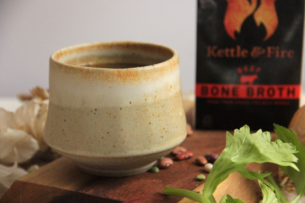 Learn how to make nourishing bone broth at home!