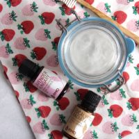 DIY Natural Make at Home Toothpaste
