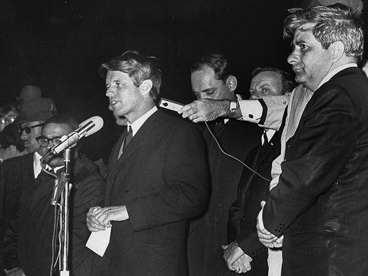 On the Death of Martin Luther King, 1968 – Robert Kennedy
