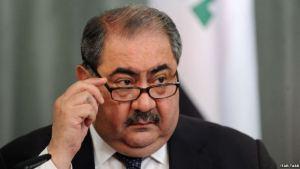 هوشيار زيباري وزير المالية العراقي