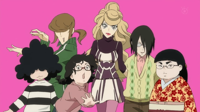 Princess Jellyfish - Cast