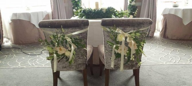 Ceremony Decor at Mount Juliet by All About Weddings