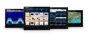 Raymarine's G Series displays
